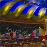 Samba Restaurant at the Mirage Hotel Las Vegas